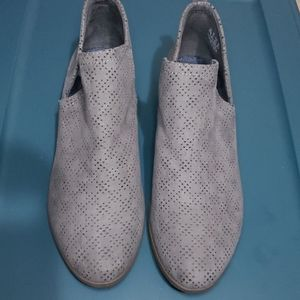 Dr. Scholls Grey Booties